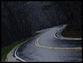 estrada-chuvosa